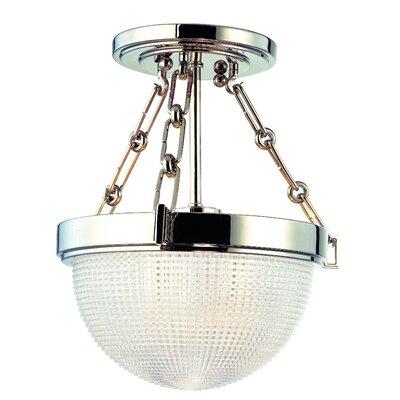 Hudson Valley Lighting Winfield 1 Light Semi Flush