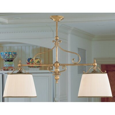 Orleans 2 Light Kitchen Island Pendant Product Photo