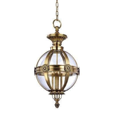 Hudson Valley Lighting Marietta 4 Light Pendant
