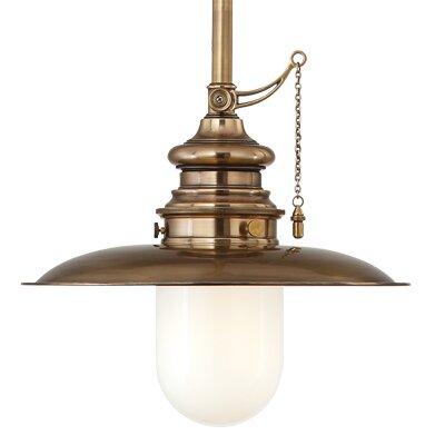 Kendall 1 Light Pendant by Hudson Valley Lighting