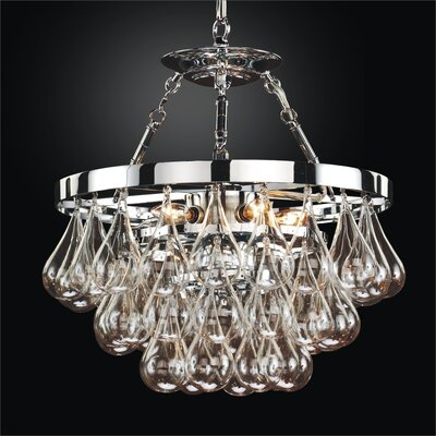 Concorde Mini Chandelier Product Photo