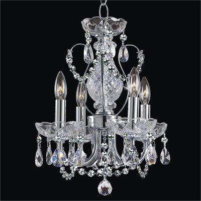 Peteite Jewel Mini Chandelier Product Photo