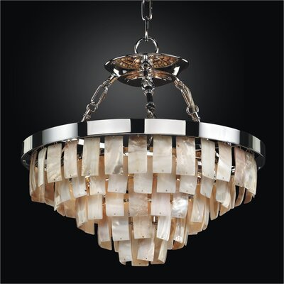 La Jolla Mini Chandelier Product Photo