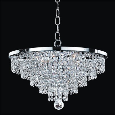 Vista Empire Mini Chandelier Product Photo