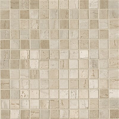 pictures of tiles in bathrooms travertini porcelain mosaic tile in beige wayfair 23988