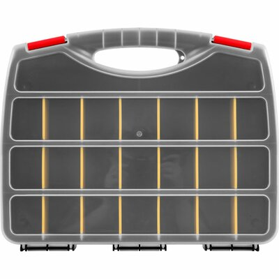 Stalwart Parts Organizer Box