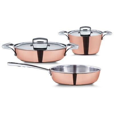 Reserve 5 Piece Cookware Set by Pensofal