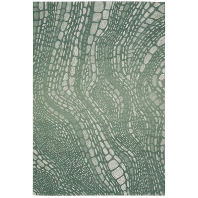Palisades Aqua Area Rug by Kathy Ireland Home Gallery