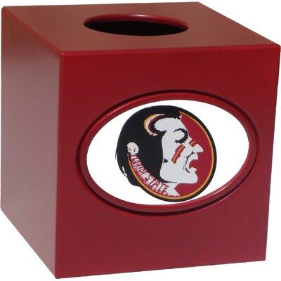 Fan Creations NCAA Tissue Box Cover
