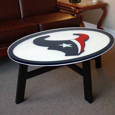 Fan Creations NFL Logo Coffee Table