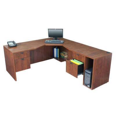 Regency Legacy Computer Desk with Right Angled Corner
