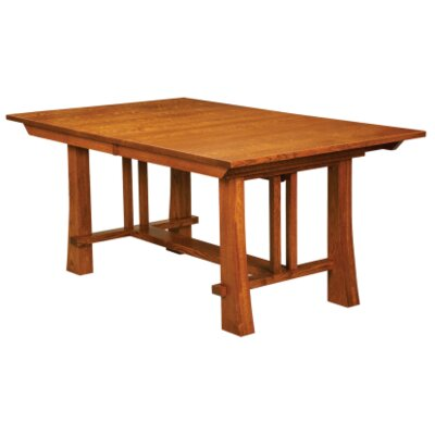 Sherman Extendable Dining Table by Conrad Grebel