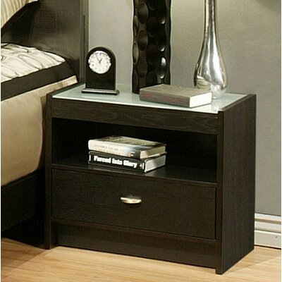 Times 1 Drawer Nightstand by Sandberg Furniture