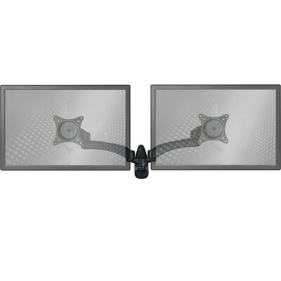 PopUp Series Standard 2 Screen Arm Wall Monitor Mount by Home Concept