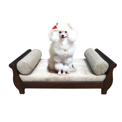 D-Art Collection Sleigh Dog Chair