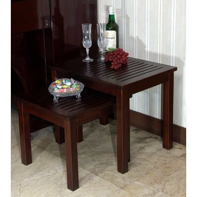 2 Piece Nesting Tables by D-Art Collection