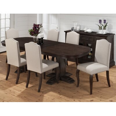 Grand Terrace Extendable Dining Table by Jofran