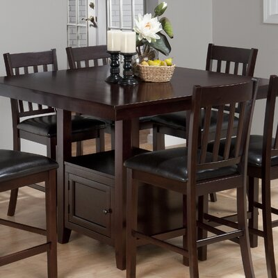 Tessa Chianti Counter Height Dining Table by Jofran