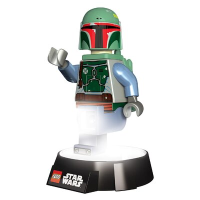 Lego Star Wars Boba Fett Torch and Night Light by Santoki