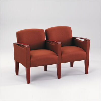 Lesro Brewster Two Seats with Center Arm