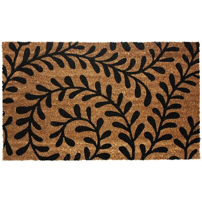 Ferns Doormat by J&M Home Fashions