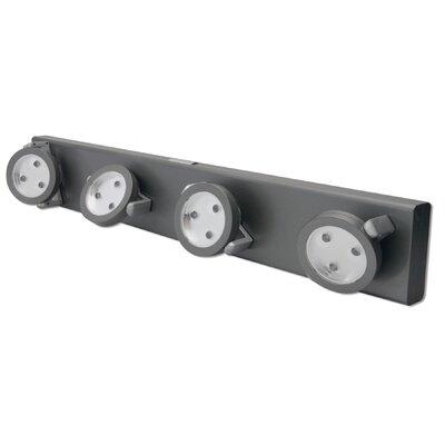 12 Light LED Track Lighting Product Photo