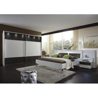 Wiemann Anpassbares Schlafzimmer-Set Monza, 180 x 200 cm