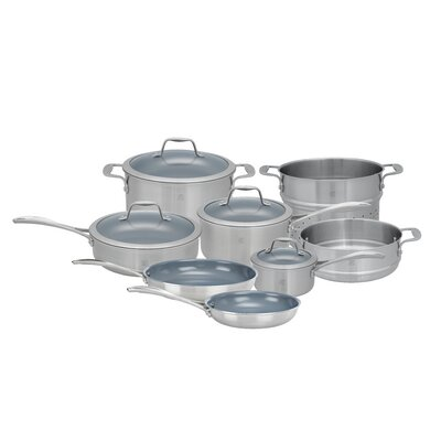 Spirit 12-Piece Nonstick Cookware Set by Zwilling JA Henckels