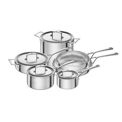 Aurora 10-Piece Cookware Set by Zwilling JA Henckels