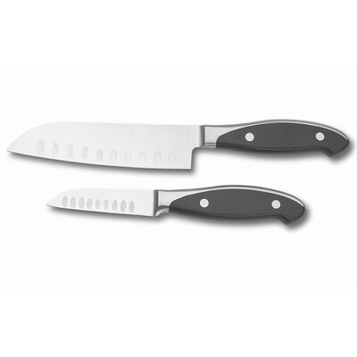 International Forged Synergy 2 Piece Asian Knife Set by Zwilling JA Henckels
