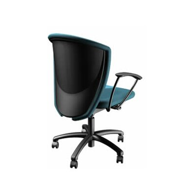 Maia Mid-Back Task Chair by Borgo