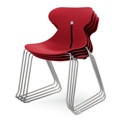 Mariquita Armless Stacking Chair by Borgo