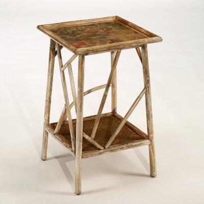 Inspirations Chairside Table by LaurelHouse Designs