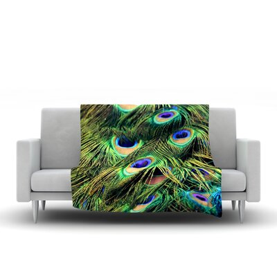 You Are Beautiful Throw Blanket by KESS InHouse