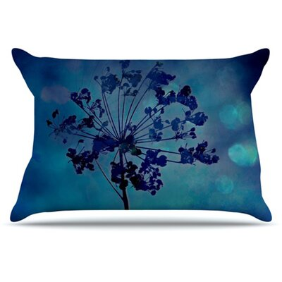 KESS InHouse Grapesiscle Pillowcase