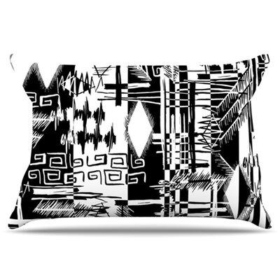 KESS InHouse Tropical Buzz Pillowcase