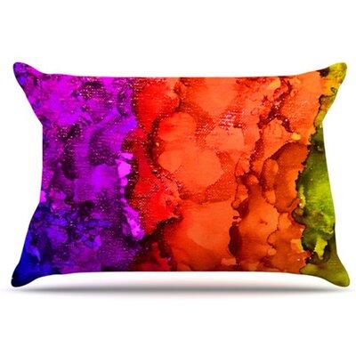 KESS InHouse Clairevoyant Pillowcase