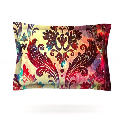 Galaxy Tapestry by Caleb Troy Woven Pillow Sham by KESS InHouse