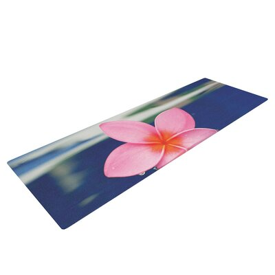 Plumeria by Bree Madden Yoga Mat by KESS InHouse