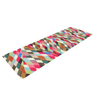 Adored by Danny Ivan Art Object Yoga Mat by KESS InHouse