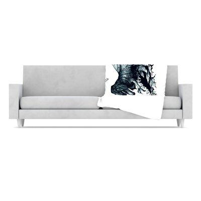 The Blanket Throw Blanket by KESS InHouse
