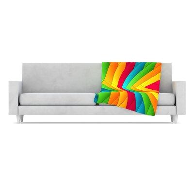 KESS InHouse Olympia Throw Blanket