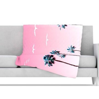Cali Throw Blanket by KESS InHouse