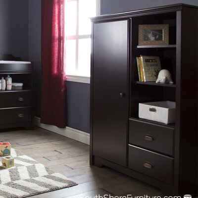 South Shore Fundy Tide Armoire Armoire 902