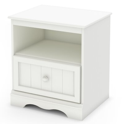 South Shore Savannah 1 Drawer Nightstand 3580062