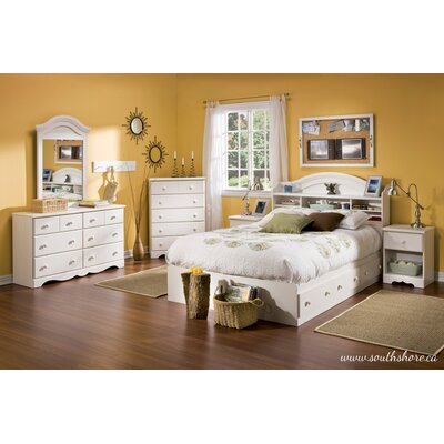 South Shore Summer Breeze 1 Drawer Nightstand