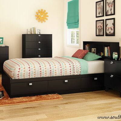South Shore Karma Mate's Bed Box with Storage Bed 900