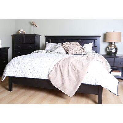 South Shore Gravity Queen Panel Bed