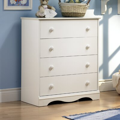 South Shore Andover 4 Drawer Chest 3680 034