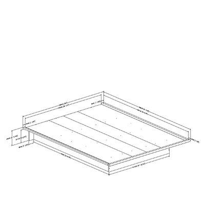 South Shore Nichols Panel Bed